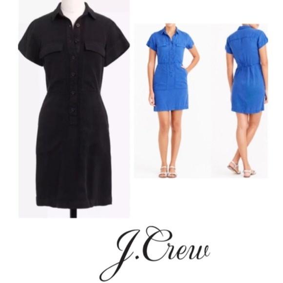 J. Crew Dresses & Skirts - J.Crew Black Dress